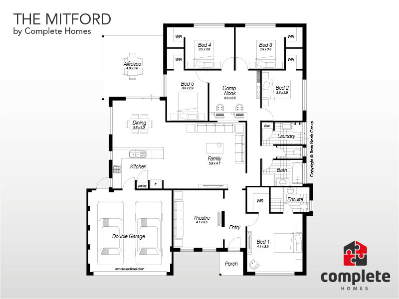 The Mitford Design